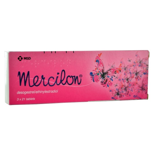 Preventivmedel: Mercilon